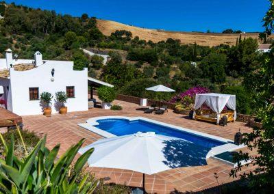 Vakantiehuis Alhaurin el Grande
